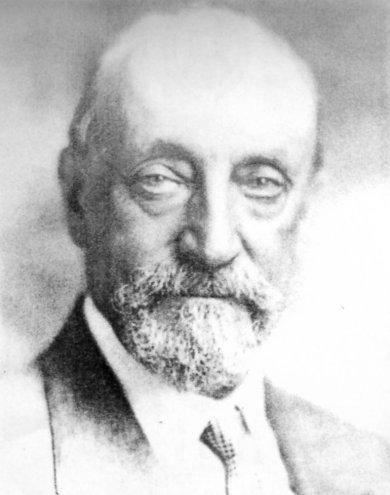 Ralph Modjeski (Rudolf Modrzejewski) in 1931