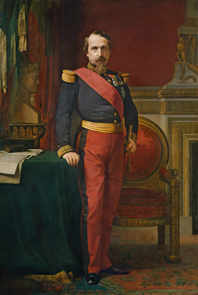 The man himself, Napoleon III