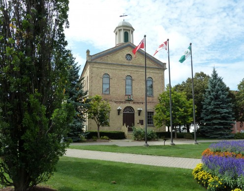 Old Woodstock Town Hall