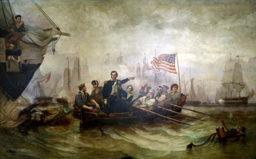 Battle of Lake Erie in the War of 1812-1814.