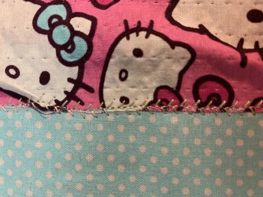 My pretty stitch!