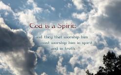 GOD'S HOLY SPIRIT is JESUS' HOLY SPIRIT