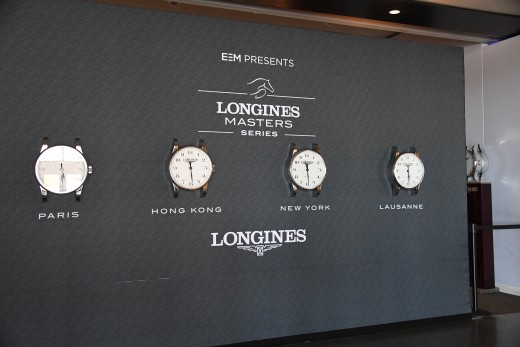 Longines around the world. A watch for every winner.