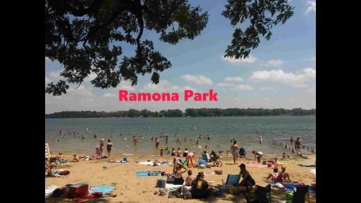 Ramona Park in Portage