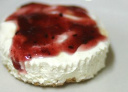 low carb cheesecake - only 5.2g carbs per serve