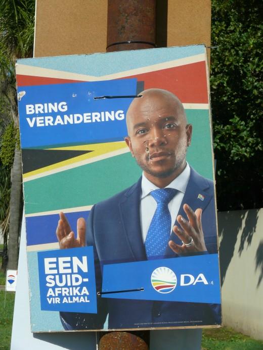 DA calling for change