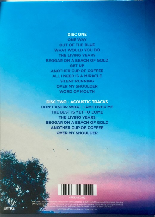 'Out of the Blue' deluxe version