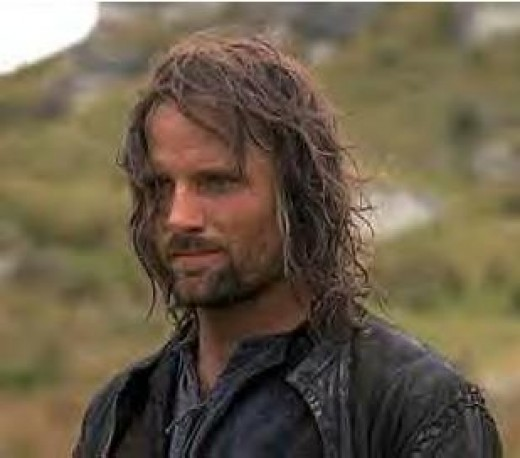 No Aragorn?