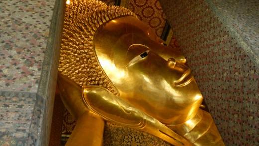 Reclining Buddha-Wat Pho