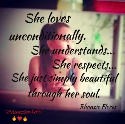 Beautiful Soul (the feminine)