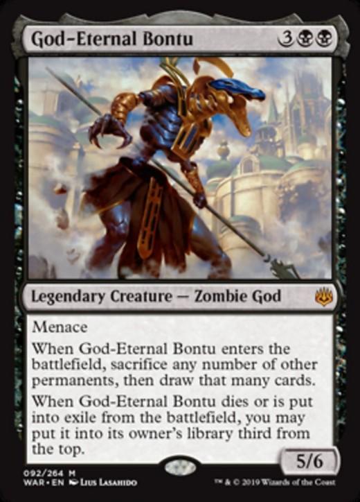 God-Eternal Bontu mtg