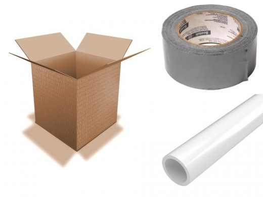Dorene can make something amazing with these three objects.