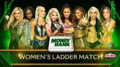 The Excitement of the Women's MITB Ladder Match