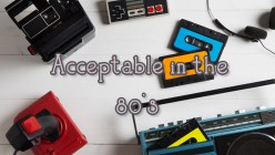 The Coolest Things About the 80's