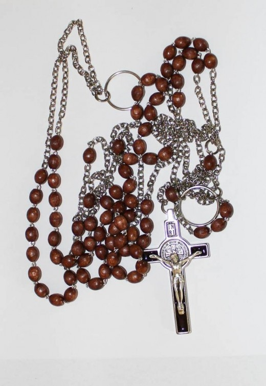 Franciscan Crown 7 Decade Rosary!