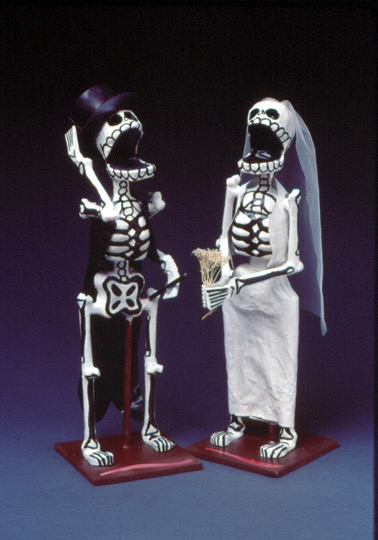 The bridal couple is also a frequent subject, symbolizing a love that will last for eternity.