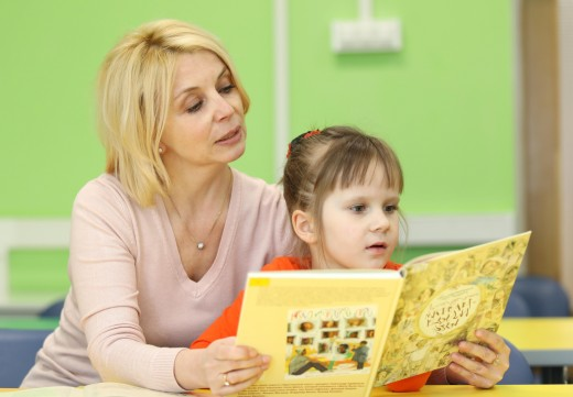 Parents should help their children learn but should not do their work for them.