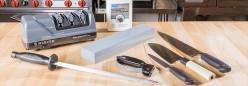 Best Knife Sharpener Types