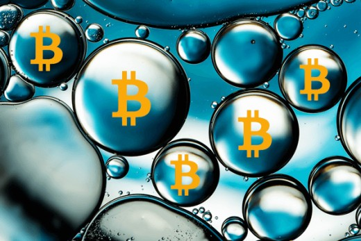 Bitcoin has gone through a few bubbles and will continue to do so