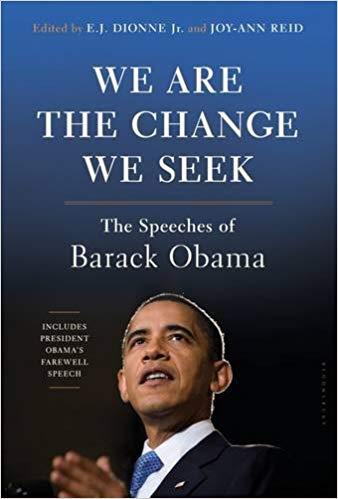 Voted one of the greatest Presidents, Barack Obama.