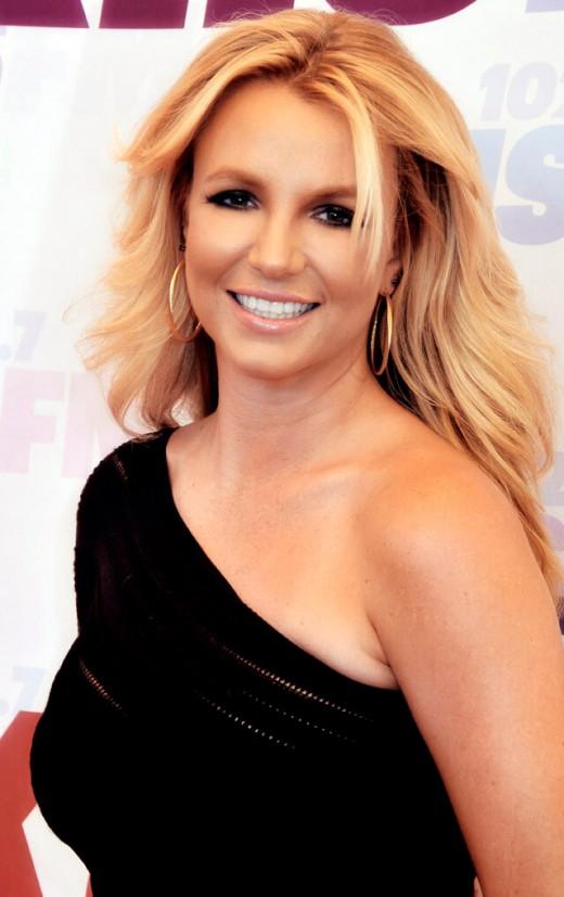 Britney Spears (Photo by Glenn Francis via Wikimedia Commonsl)
