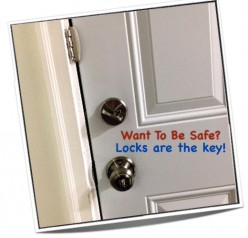Flip Locks Elevate Home Security