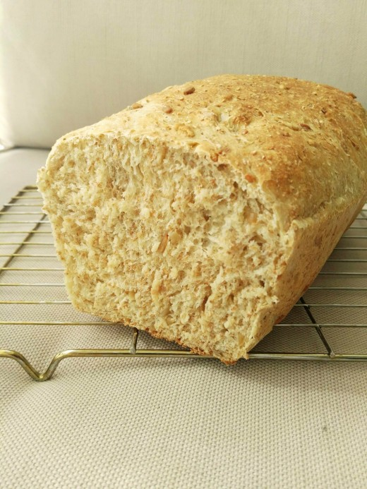 Have fun making your bread into any shape or form you desire and enjoy.