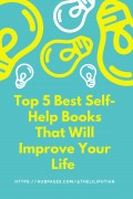 Top 5 Best Self-Help Books That Will Improve Your Life