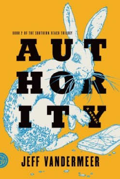 Authority: A Disappointment with a few scares thrown in.