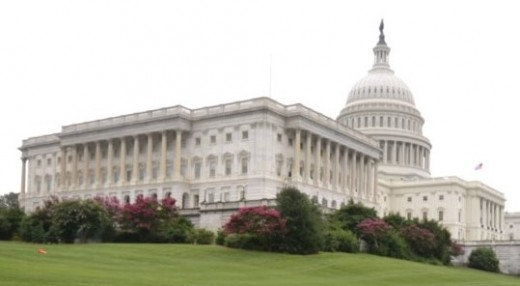 The United States Capitol Building in 2013