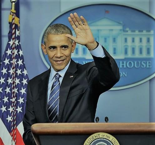 2 Term President: Barack Obama