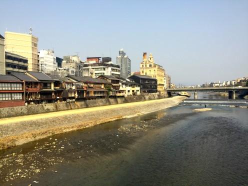 River Kamogawa