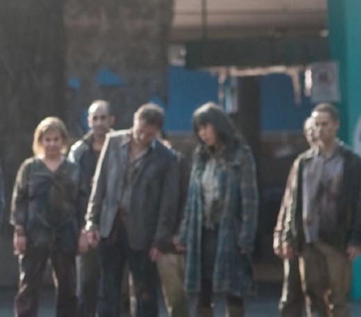 The Zombie Apocalypse is here.