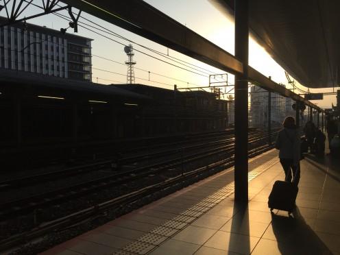 Goodbye Kyoto
