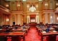 The Floor of the California Senate
