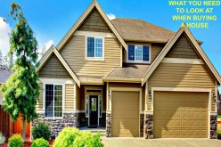 What You Need to Look at When Buying a House
