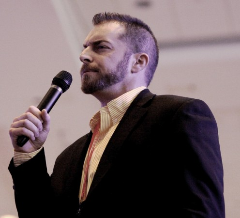 Adam Kokesh at the 2013 Conservative Political Action Conference (CPAC) in National Harbor, Maryland, by Gage Skidmore - https://www.flickr.com/photos/gageskidmore/8569058405/, CC BY-SA 2.0, https://commons.wikimedia.org/w/index.php?curid=61801806