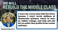 Rethinking Fox Townhall