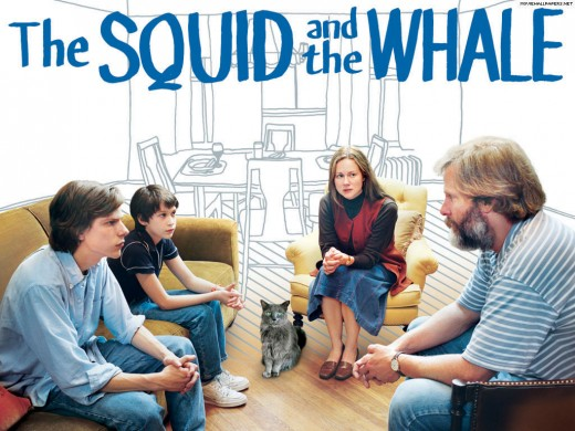 My review of the squid and the whale movie.