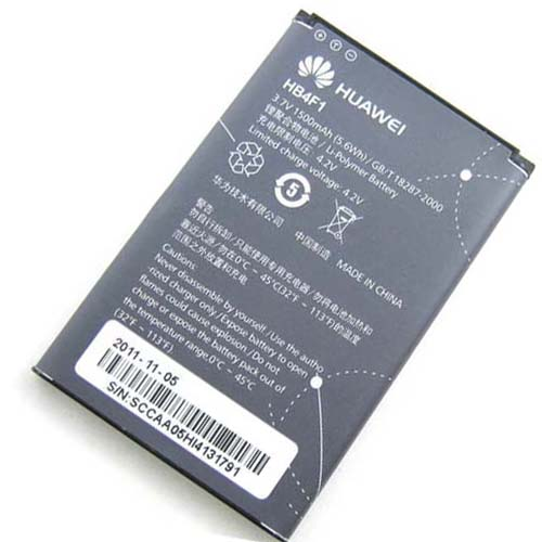 A typical Huawei telephone battery...also used in other application such as Mobile Broadband