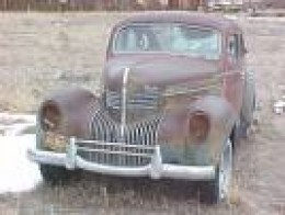 If your car is this old, sorry it is not a clunker in the eyes of the government.