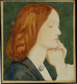 The Life of Pre-Raphaelite Art Model Elizabeth Siddal