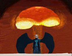 Game of Thrones and the Nuclear Bomb