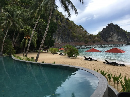 Enjoy an exclusive vacation in this majestic resort! Apulit Island Resort, El Nido, Palawan, Philippines