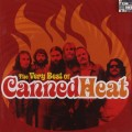 The Very Best of Canned Heat album is a Rocking and Bluesy Trip