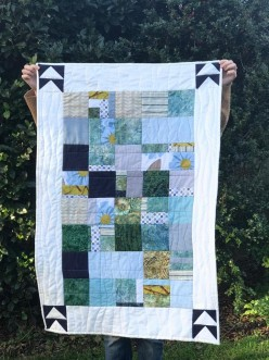 Quilts in the Wild: Exploration of a Hashtag