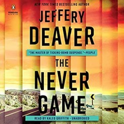 Book Review: The Never Game by Jeffry Deaver