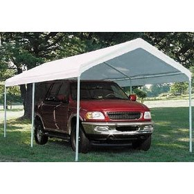 Poly Car Canopy