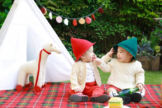 Picnics can encourage those picky eaters!