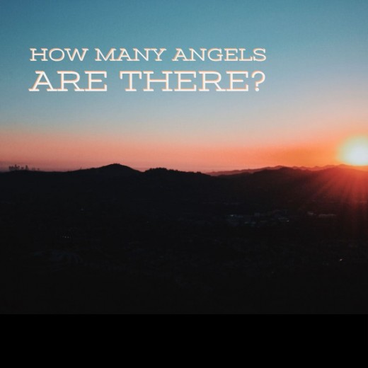 How many angels are there?